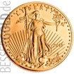 Zlatá mince American Eagle 1/2 oz