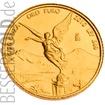 Zlatá mince Libertad 1/20 oz