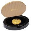 Zlatá mince 1 oz (trojská unce) ROK OPICE PROOF Austrálie 2016