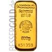 Zlatý slitek Heraeus 500 g