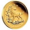 Zlatá mince Rok Psa 10 oz