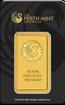 Zlatý slitek Perth Mint 100 g