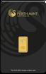 Zlatý slitek Perth Mint 1 g