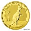 Zlatá investiční mince 1/4 Oz 25 AUD Australian Kangaroo