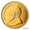 Zlatá investiční mince 1/10 Oz Krugerrand - Südafrika stand