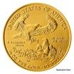 Zlatá investiční mince 1/4 Oz 10 USD American Eagle stand