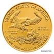 Zlatá investiční mince 1/10 Oz 5 USD American Eagle stand
