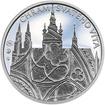 Proof - Pražské dukáty - 2 dukát - Chrám sv. Víta Ag