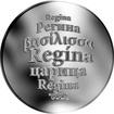 Česká jména - Regína - stříbrná medaile