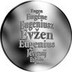 Česká jména - Evžen - stříbrná medaile