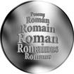 Česká jména - Roman - stříbrná medaile