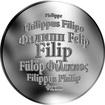 Česká jména - Filip - stříbrná medaile