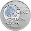 Mince ČNB - 2013 Proof - 200 Kč Otto Wichterle