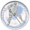 Mince ČNB - 2008 Proof -100. výročí Založení českého hokejového svazu
