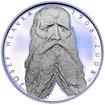 Mince ČNB - 2008 - Proof - 100. výročí úmrtí Josefa Hlávky