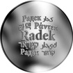 Česká jména - Radek - stříbrná medaile