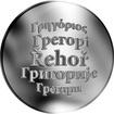 Česká jména - Řehoř - stříbrná medaile