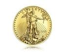 Zlatá investiční mince American Eagle (Americký orel) 31,1 g (1 Oz)