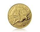 Zlatá investiční Royal Mint lunární rok 2018 Pes  31,1 g (1 Oz)