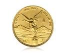 Zlatá investiční mince Mexiko Libertad 3,11 g (1/10 Oz)