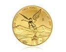 Zlatá investiční mince Mexiko Libertad 15,55 g (1/2 Oz)