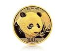 Zlatá investiční mince China Panda (Čínská panda) 8 gramů