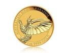 Zlatá investiční mince Bird of Paradise 2018 Viktoria 31,1 g (1 Oz)