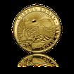 Zlatá investiční mince Archa Noemova 2017 1 gram .9999 Proof limitovaná série