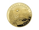 Zlatá investiční mince Archa Noemova 2017 1 Oz .9999 Proof limitovaná série