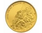Zlatá investiční mince 5000 Kč Bezděz 2016 STANDARD 15,55 g (1/2 Oz)