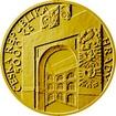 Záloha 5000 Kč na zlatou investiční minci PROOF