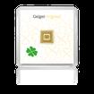 Zlatý investiční slitek 1 gram 9999 GEIGER Originál edice štěstí