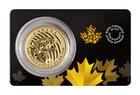Zlatá investiční mince Growling Cougar 2015 31,1 g (1 Oz)