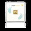 Zlatý investiční slitek 1 gram 9999 GEIGER Originál edice narození dítěte