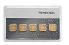 Zlatý investiční slitek Heraeus MultiCard 5 gramů