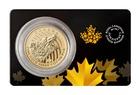Zlatá investiční mince Roaring Grizzly 2016 31,1 g (1 Oz)