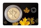 Zlatá investiční mince Moose 2019 31,1 g (1 Oz)