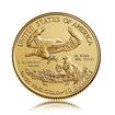 Zlatá investiční mince American Eagle (Americký orel) 7,78 g (1/4 Oz)