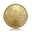 Zlatá investiční mince Maple Leaf 7,78 g (1/4 Oz)