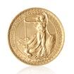 Zlatá investiční mince Britannia 1/2 Oz 916,6/1000 (do roku 2012)