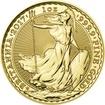 Zlatá investiční mince Britannia 31,1 g (1 Oz)