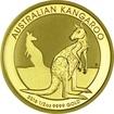 Zlatá investiční mince Kangaroo / Nugget 15,55 g (1/2 Oz)