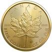 Zlatá investiční mince Maple Leaf 2020 1 Oz