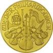 Zlatá investiční mince Wiener Philharmoniker ATS Prägung 15,55 g (1/2 Oz)