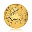 Zlatá investiční mince Australský Lunární rok 2021 Buvol 311,04 g (10 Oz)