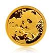 Zlatá investiční mince China Panda (Čínská Panda) 1 gram