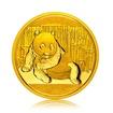 Zlatá investiční mince China Panda 7,78 g (1/4 Oz)