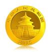 Zlatá investiční mince China Panda 1,55 g (1/20 Oz)