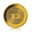 Zlatá investiční mince 100 EURO 2005 Fussball WM 2006 15,55 g (1/2 Oz)