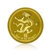 Zlatá investiční mince Australská Lunární Série II. 2012 Drak 311,04 g (10 Oz)